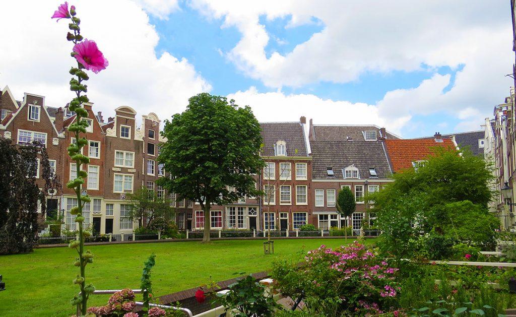 Amsterdam_Begijnhof_Wochenendtrip