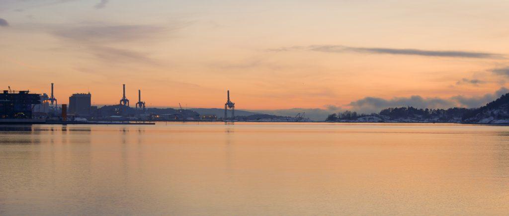 Oslo Hafencity Festung Akershus