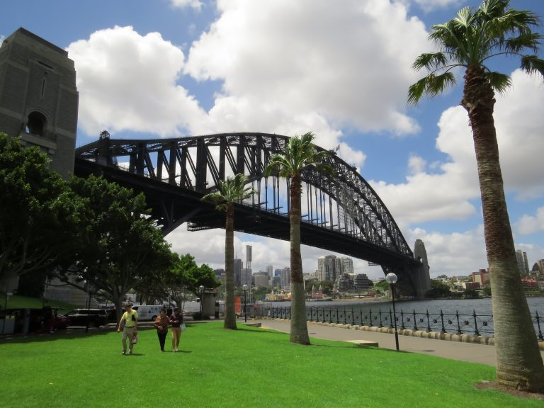 Sydney Harbour Bridge Australien