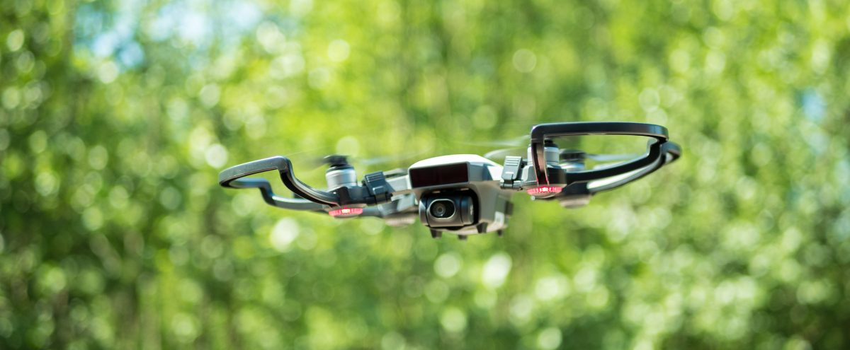 DJI Spark Drohne Technik Packliste
