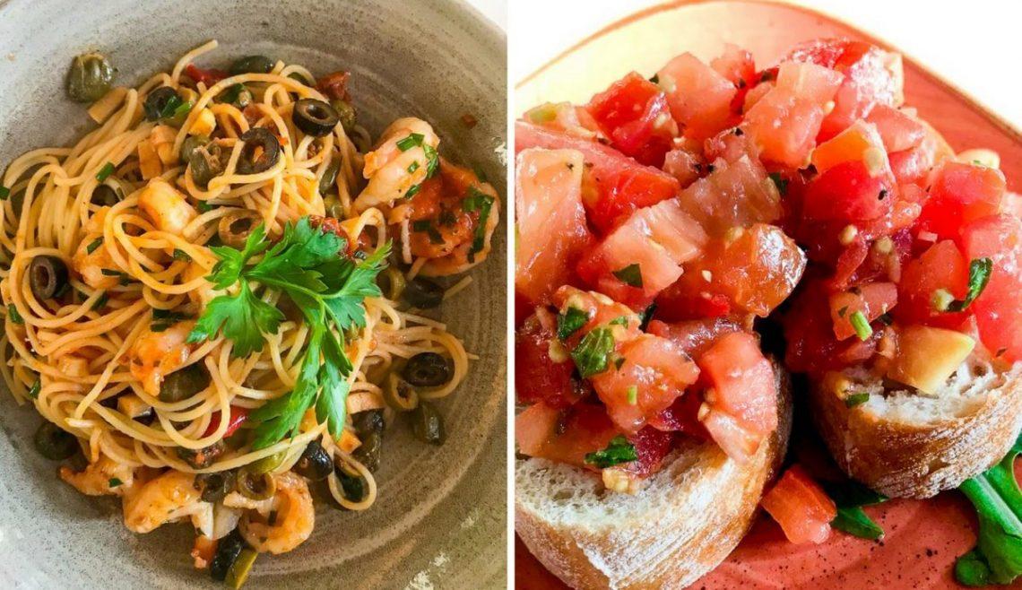 Lecker essen gehen in Kühlungsborn beim Italiener Portofino