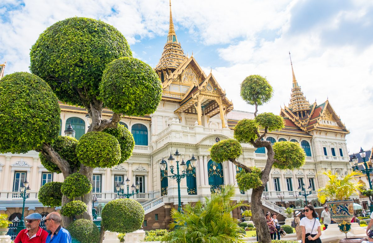Königspalast / Grand Palace in Bangkok