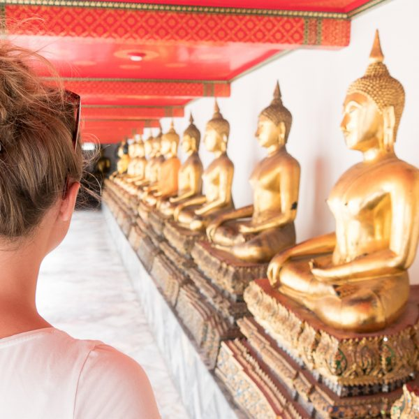 Bangkok Tempel Wat Pho