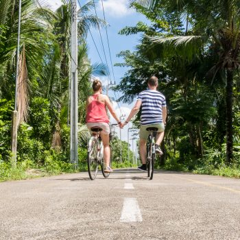 Fahrradtour durch Bang Kachao