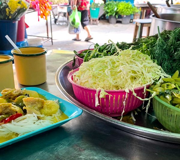 Thai Curry Khlong Toei Markt