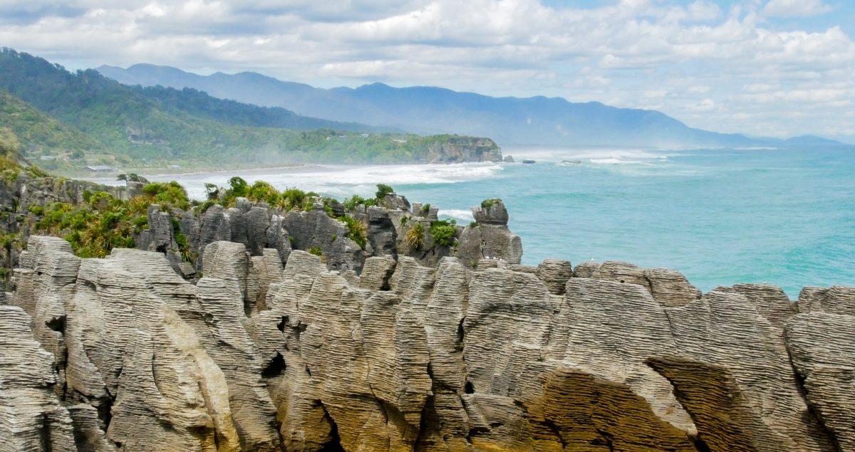 Pancake Rocks Neuseeland