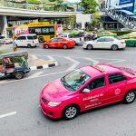 Rosa Taxi in Bangkok