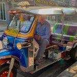 Tuk Tuk fahren in Bangkok als Sehenswürdigkeit