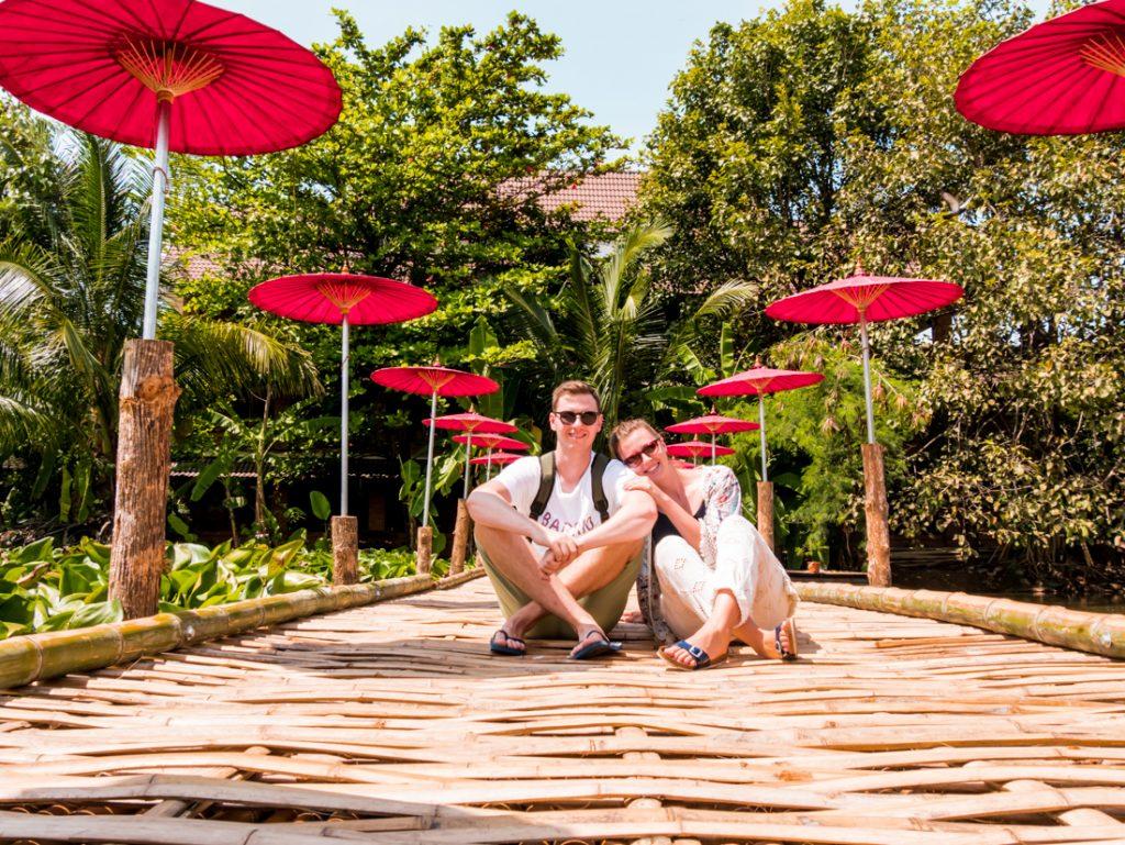 Wat Chet Lin Tempel Chiang Mai