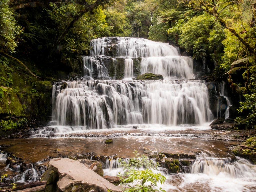Parakaunui Falls Catlins