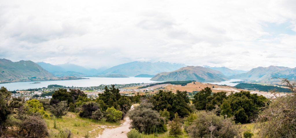 Mount Iron Wanderweg Wanaka