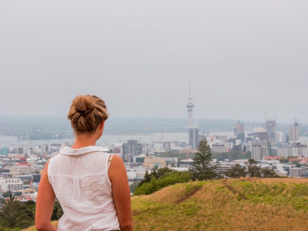Mt Eden in Auckland