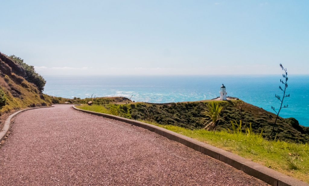 Wanderweg zu Cape Reinga
