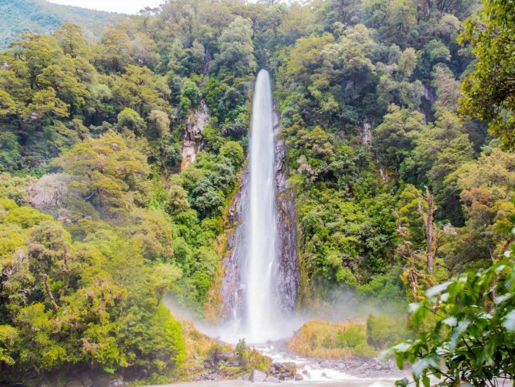 Thunder Creek Wasserfall
