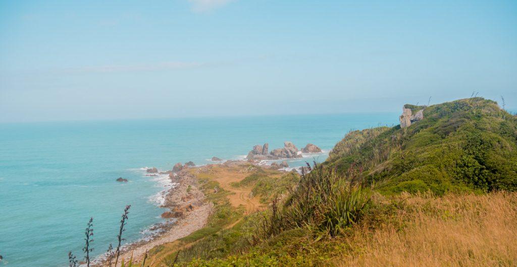 Cape Foulwind Westport Neuseeland
