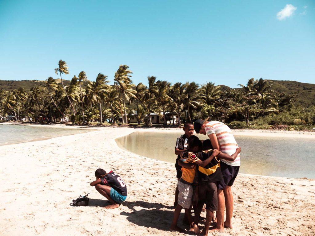 Fidschi Homestay Naviti Insel
