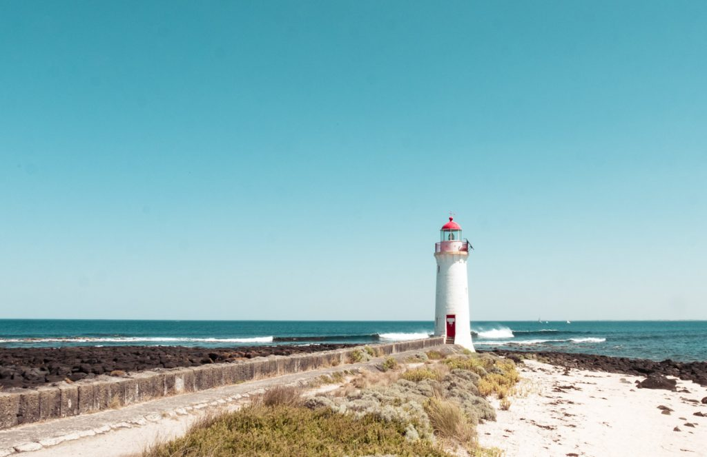 Port Fairy Leuchtturm