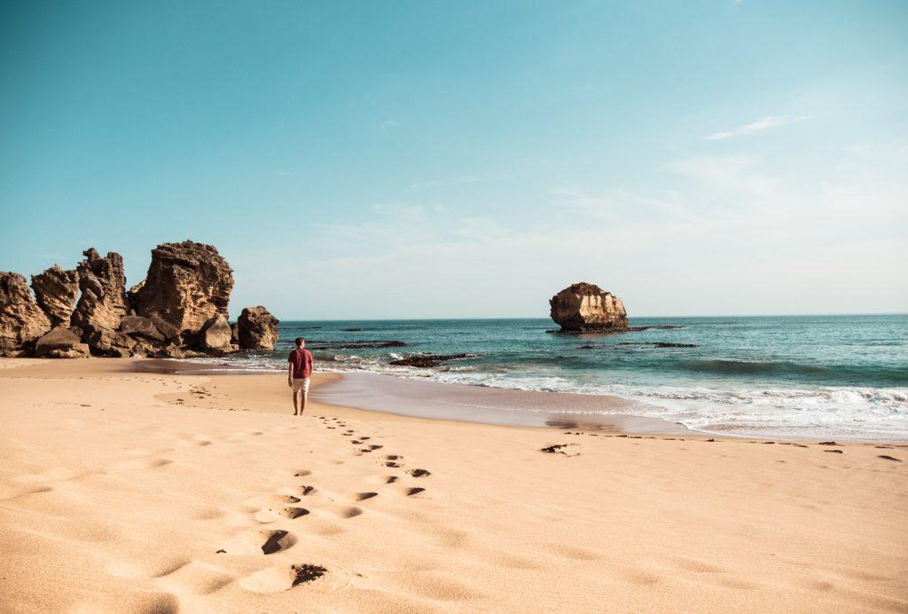 Sandy Cove Great Ocean Road