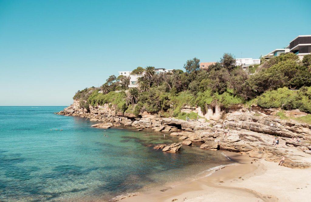 Küstenwanderung in Sydney von Bondi nach Coogee