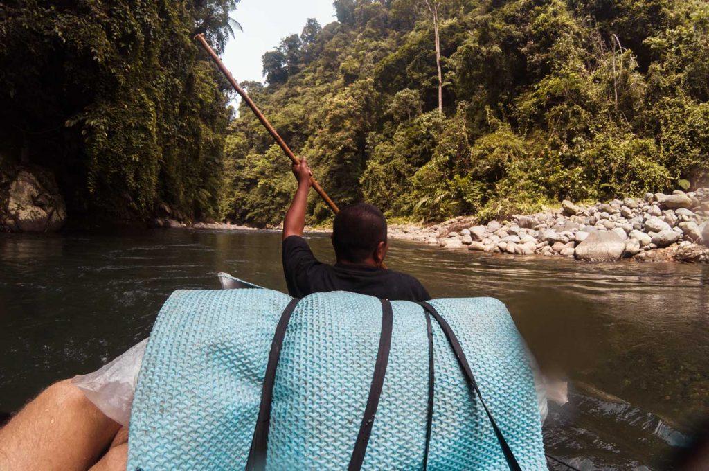 Jungle Rafting Bukit Lawang