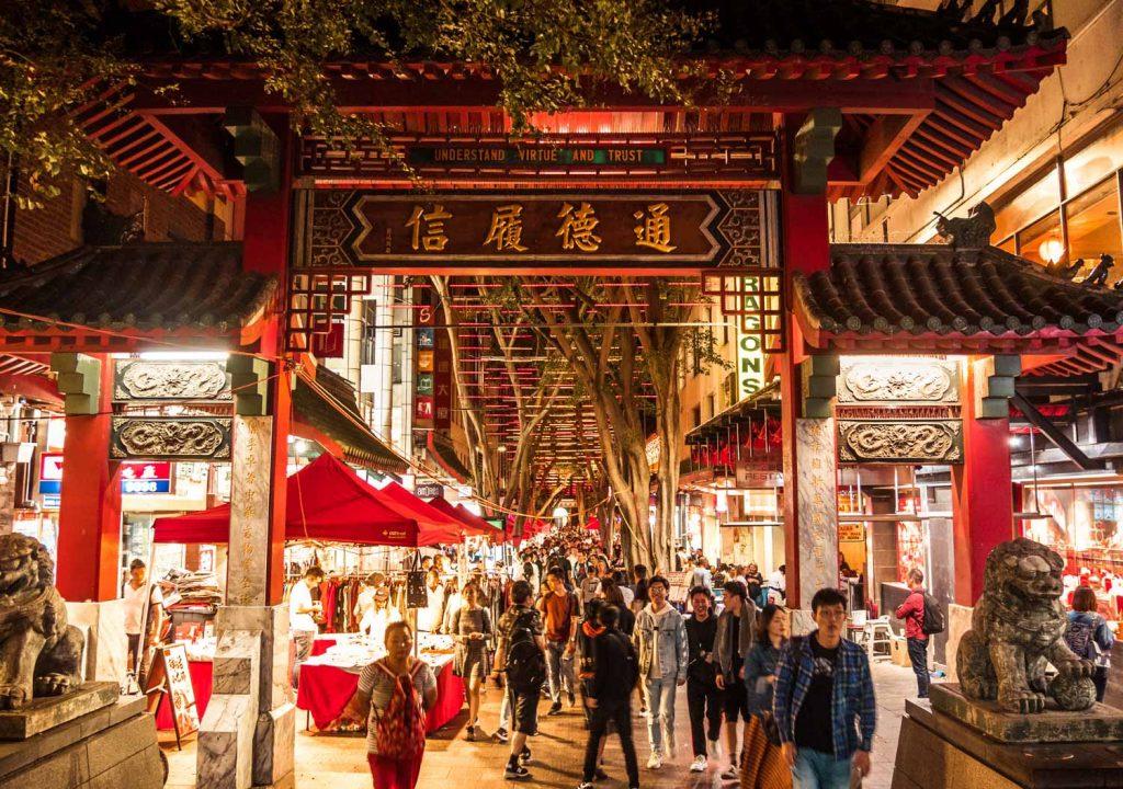 Chinatown Markt Sdney