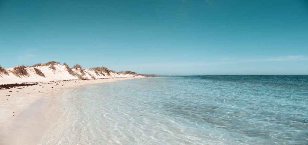 Turquoise Bay im Cape Range Nationalpark, Westaustralien