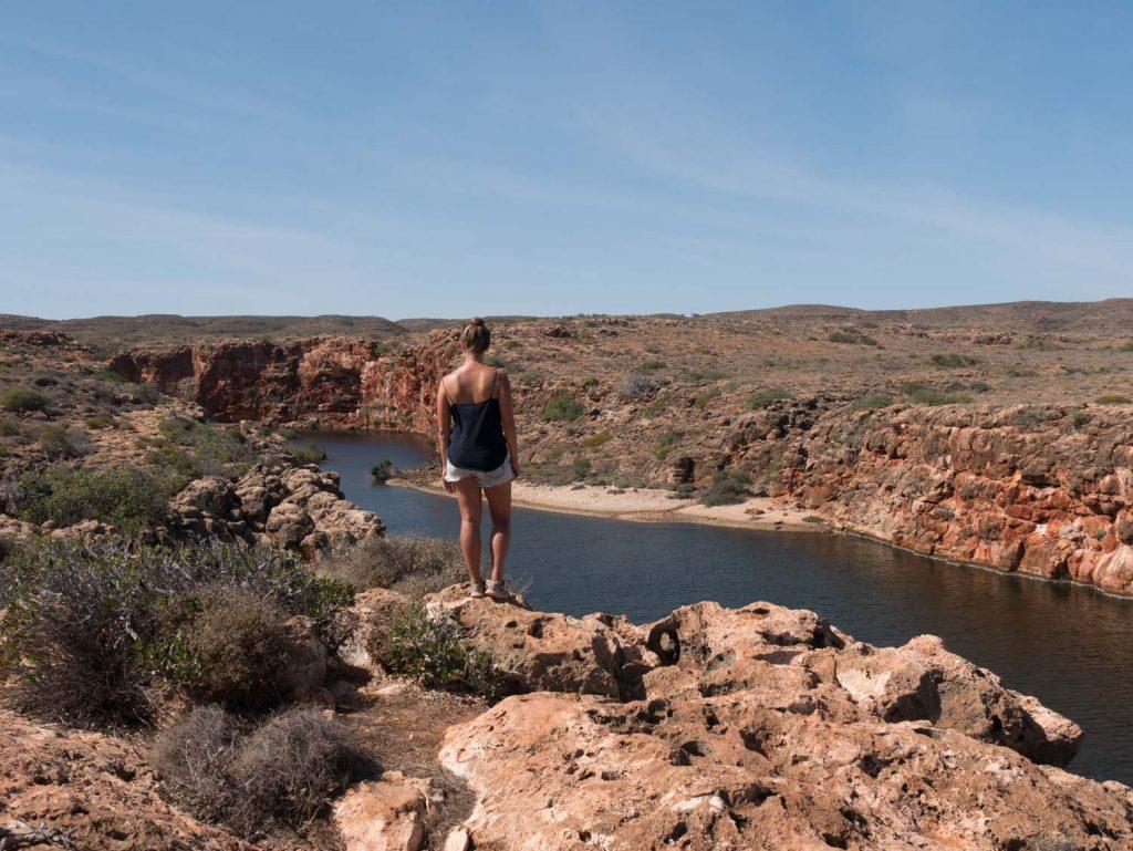 Yardie Creek im Cape Range Nationalpark, Westaustralien