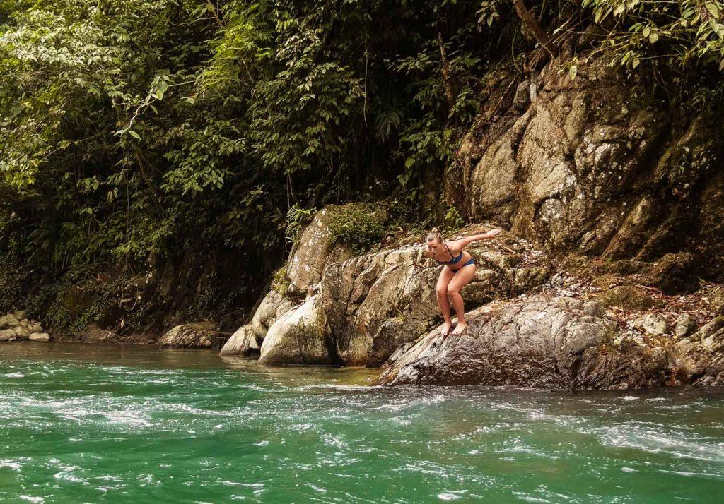 Regenwald Rafting Bukit Lawang