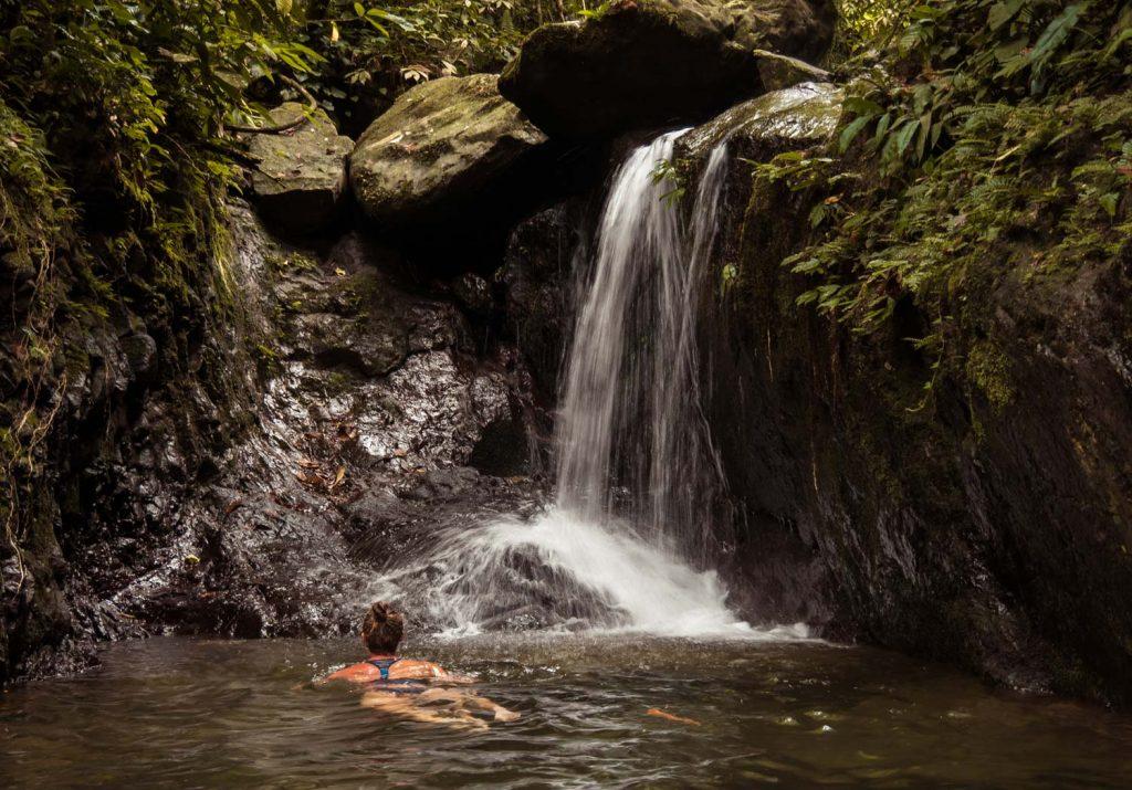 Wasserfall Bukit Lawang