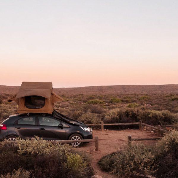 Camping im Cape Range Nationalpark