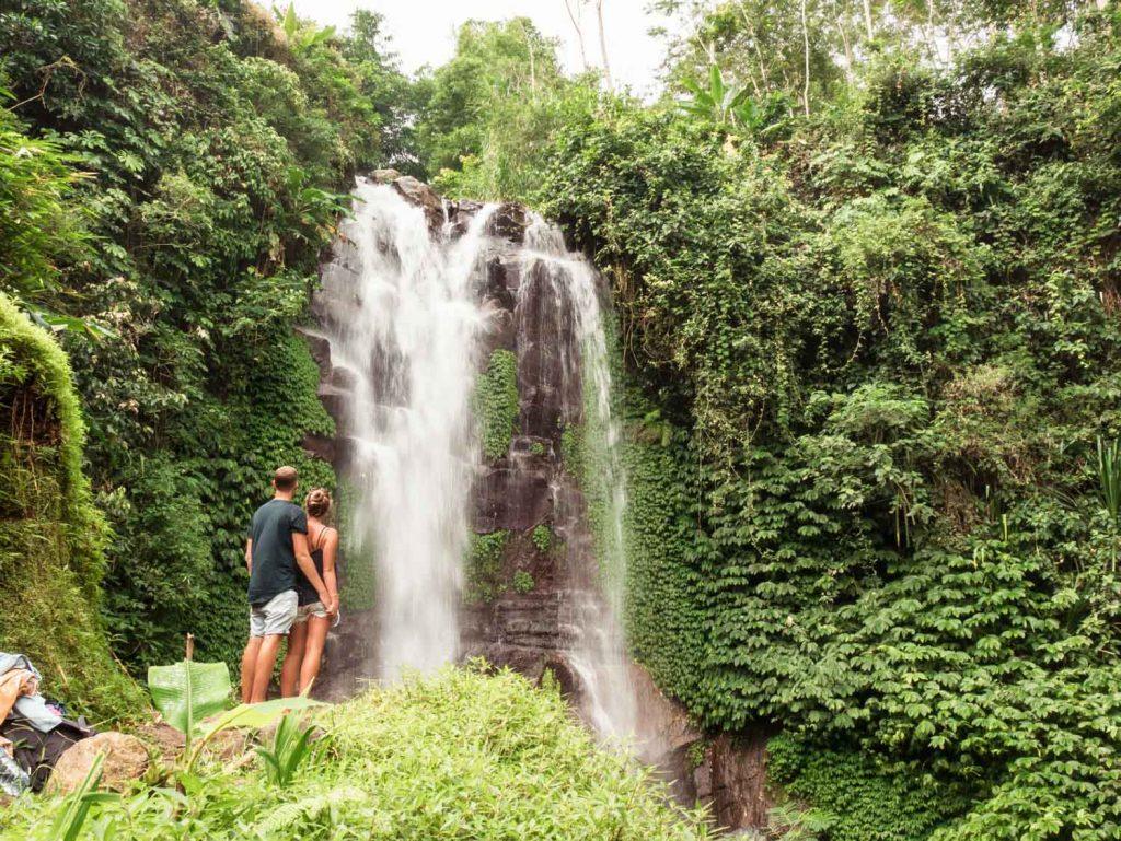 Munduk Wasserfall in Lovina