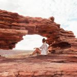 Nature's window im Kalbarri Nationalpark, Westaustralien