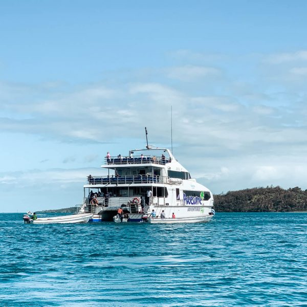 Inselhopping auf Fidschi, Yasawa Flyer