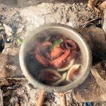 Essen auf Fidschi: Meeresfrüchte
